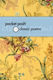 Cover of: Pocket Posh 100 Classic Poems