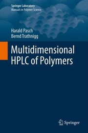 Cover of: Multidimensional Hplc Of Polymers