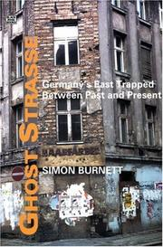 Cover of: Ghost Strasse | Simon Burnett