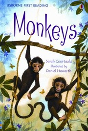 Cover of: Monkeys