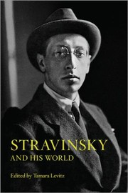Cover of: Stravinsky And His World