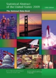 Cover of: Statistical Abstract Of The United States 2009 The National Data Book
