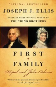 Cover of: First Family Abigail And John Adams