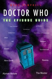 Cover of: Doctor Who The Episode Guide