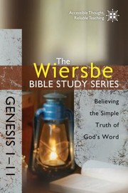 Cover Of Genesis 111 Believing The Simple Truth Gods Word