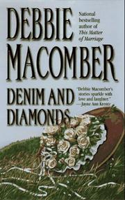 Cover of: Denim and diamonds