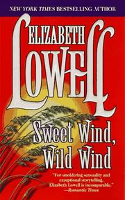 Cover of: Sweet Wind Wild Wind | Ann Maxwell