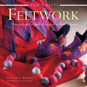 Cover of: New Crafts Feltwork