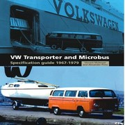Cover of: Vw Transporter Microbus Specification Guide 19671979