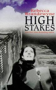 Cover of: High Stakes