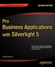 Cover of: Pro Business Applications With Silverlight 5