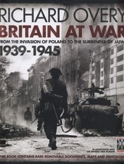 Cover of: Britain At War 19391945