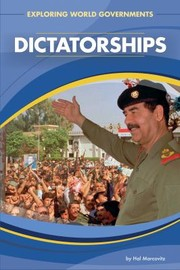 Cover of: Dictatorships