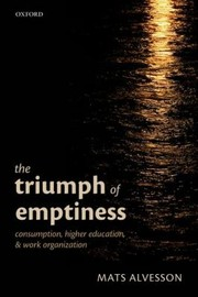 Cover of: The Triumph of Emptiness