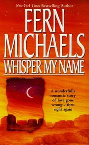 Cover of: Whisper My Name |