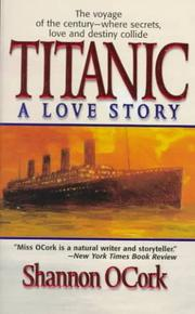 Cover of: Titanic | Shannon O