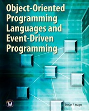Cover of: Objectoriented Programming Languages And Eventdriven Programming