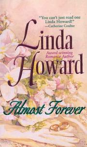 Cover of: Almost Forever | Linda Howard