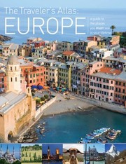 Cover of: The Travelers Atlas Europe