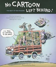 Cover of: No Cartoon Left Behind The Best Of Rob Rogers