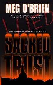 Sacred Trust by Obrien