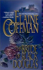 Cover of: Bride Of Black Douglas (Mira)