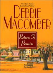 Cover of: Return To Promise (Heart of Texas, No 8) |