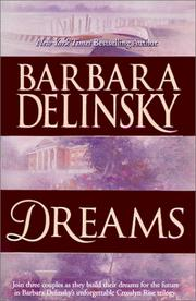 Cover of: Dreams  (Trade Size)