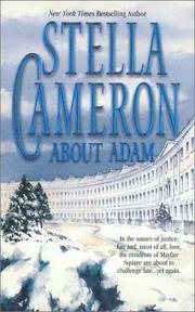 Cover of: About Adam