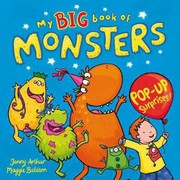 Cover of: My Big Book Of Monsters