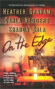 Cover of: On The Edge: 3 Novels in 1