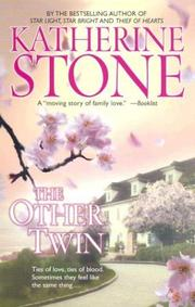 Cover of: The other twin
