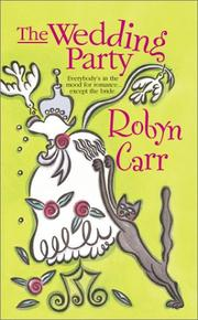 Cover of: The wedding party
