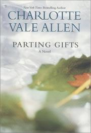 Cover of: Parting gifts