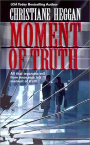 Cover of: Moment of Truth (Kate Logan #2)