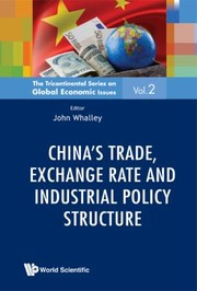 Cover of: Chinas Trade