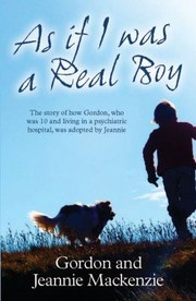 Cover of: As If I Was A Real Boy