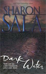 Cover of: Dark Water (Mira Romantic Suspense) | Sharon Sala