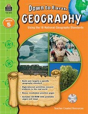 Cover of: Down to Earth Geography Grade 5