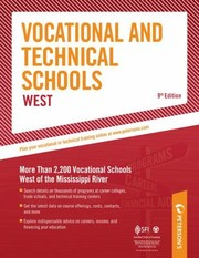 Cover of: Vocational  Technical Schools West