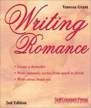 Cover of: Writing Romance | Vanessa Grant