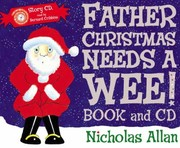 Cover of: Father Christmas Needs a Wee Book  CD