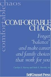 Cover of: Comfortable chaos