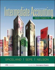 Cover of: Intermediate Accounting Ch 1321 Annual Report
