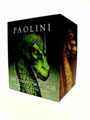 Cover of: Inheritance Cycle 4book Hard Cover Boxed Set Eragon Eldest Brisingrinheritance