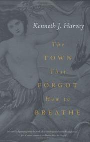 Cover of: The town that forgot how to breathe