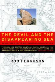 Cover of: devil and the disappearing sea | Ferguson, Robert W.