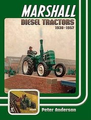 Cover of: Marshall Diesel Tractors 19301957