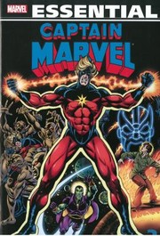 Cover of: Essential Captain Marvel  Volume 2