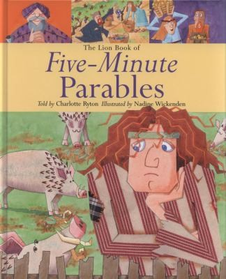 The Lion Book Of Fiveminute Parables by